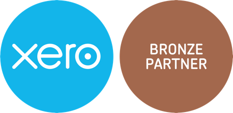 We're a Xero Bronze Partner.